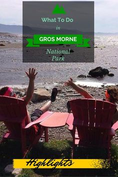 Gros Morne National Park is a World Heritage Site on the West Coast of Newfoundland, Canada. If you're spending any time in Newfoundland, especially in the summer, Gros Morne is a must see. Newfoundland Canada, Newfoundland And Labrador, Quebec, Gros Morne, Voyage Usa, Terra Nova, Canadian Travel, Canadian Rockies, Atlantic Canada