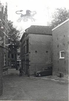huygensstraat 1974 Historisch Centrum Leeuwarden - Beeldbank Leeuwarden