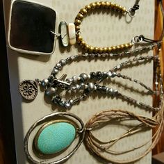 """3 SILPADA """"GREAT"""" NECKLACES!!!! You are purchasing 3 Silpada Designs necklace that originally cost over 200.00....buyer pays shipping SILPADA  Jewelry Necklaces"""