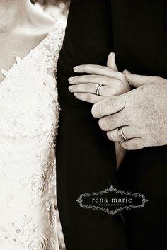 Rena Marie Photography, Wedding Photography, Wedding Ring shot