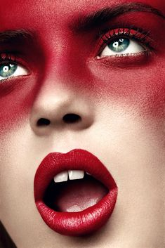 Eyeshadow Lipstick » Beauty, editorials, make up ... it's all about face!