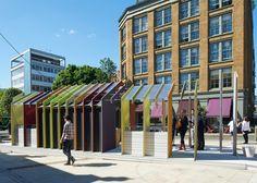 White Arkitekter creates Museum of Making for Clerkenwell