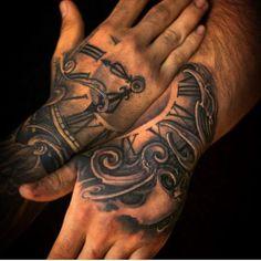 """""""Awesome work from @polakone #inkedmag #inkedshop #inkedgirls #tattoo #tattoos #art #freshlyinked"""""""