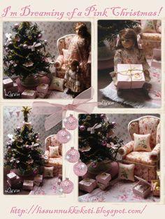 Dollhouse miniatures - Mini treasures wiki advent calendar page 24 by Lissu