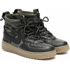 Nike Air Force 1 Utility (Army Green Color) | .gh