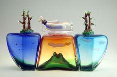 Fragile Beauty - Japanese Glass Artists