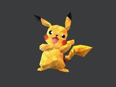 Pikachu by Breno Bitencourt