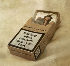 Rosie Hardy  #photography And might I also mention second hand smoke AND third hand smoke harm your baby.