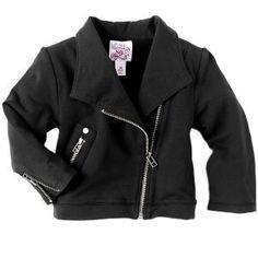baby girl - motorcycle jacket | Children's...