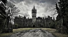 28 Abandoned Places on Earth That Look Haunting