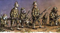 Victoria Cross Anzacs, History & My Tribute 2 all Recipients of ...