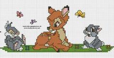 Bilderesultat for patterns for cross stitch disney christmas Baby Cross Stitch Patterns, Cross Stitch For Kids, Cross Stitch Baby, Cross Stitch Animals, Cross Stitch Charts, Cross Stitch Designs, Cross Stitching, Cross Stitch Embroidery, Crochet Baby Mobiles