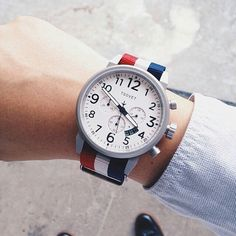 It's funny how easily you can get carried away when you're shopping for watches. The SVT-TS44 ($400.00) by tsovet is definitely a choice you'll never regret.