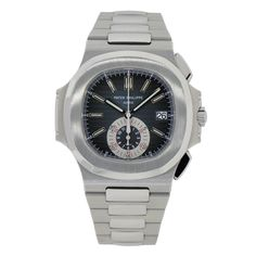 Patek Philippe Nautilus Chronograph Stainless Steel Watch 5980/1A-001