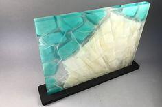 Kilnformed glass, Pamela Price Klebaum ppkarts.com