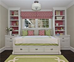Contemporary (Modern, Retro) Kid's Room by Mary Jo Fiorella