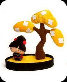 KETEMETO Magnet bonsai $20 approx.