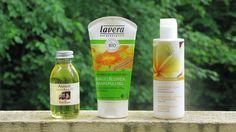 Les cheveux de Mini: Test de la semaine : shampoing Farfalla et après-shampoing Lavera.