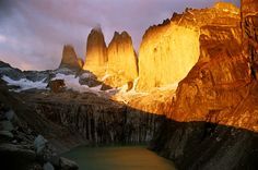 Torres del PaineLukáš Uher | Chile Gods Creation, Antelope Canyon, Patagonia, South America, Wander, Paths, Explore, Adventure, Mountains