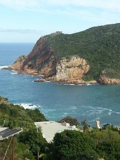 Knysna Heads South Africa