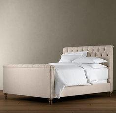 restoration hardware bed