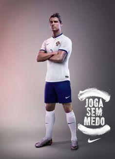 CR7 -  Portugal National Team Away Kit 2014