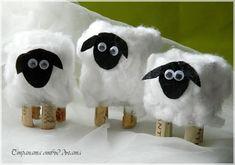 Shaun the Sheep Craft Ideas + DVD giveaway on site! www.dandelionmoms.com