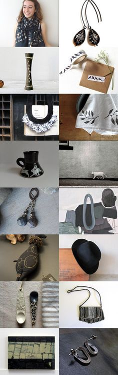 Monocromie by 3buu on Etsy--Pinned+with+TreasuryPin.com