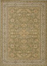 Loloi Rugs :: Traditional Rylan rug in sage ivory #sdrugoutlet
