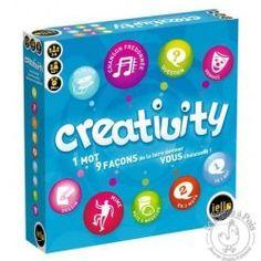 Créativity - jeu Iello