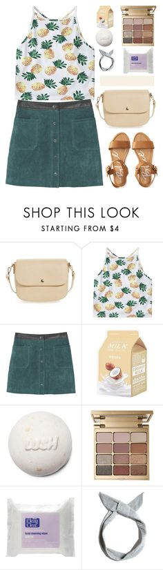 """""""our name is our virtue♡ 467"""" by loveadreamer ❤ liked on Polyvore featuring BP., MANGO, Charlotte Russe, Stila, Pull&Bear and Aéropostale"""