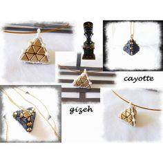 "schéma ""gizeh"" - crea cristal"