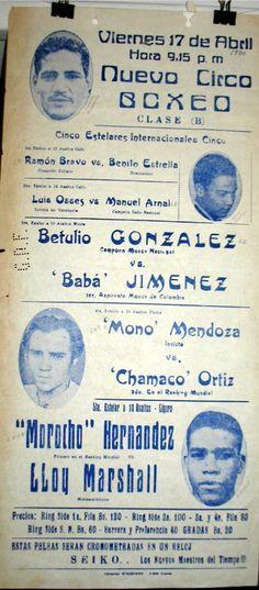 BETULIO GONZALEZ - MOROCHO HERNANDEZ