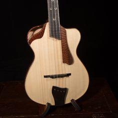 Django Archtop Guitar U116 | Lichty Guitars