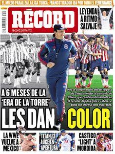 México - RÉCORD 7 de abril del 2015