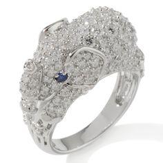 London Ring Jewelry Elephant