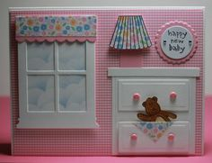 WT420 Happy New Baby by grannytranny - Cards and Paper Crafts at Splitcoaststampers