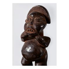 BAMILEKE-BATIE FIGURE, CAMEROON | African Art from the Collection of Sidney and Bernice Clyman | Sotheby's Purchase College, Gaston, National Museum, African Art, Art Museum, Lion Sculpture, Statue, Illustration, Madness