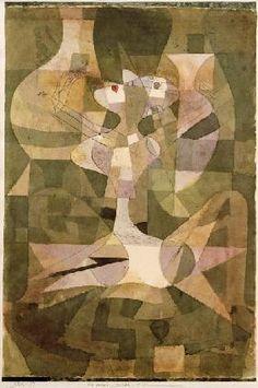 Paul Klee - keramisch / erotisch / religioes (Die