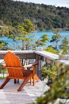 Cottage by the lake - the best place to be Porches, Lake Cottage, Cottage Living, Lakeside Living, Outdoor Living, Lakeside Cabin, Outdoor Spaces, Outdoor Chairs, Outdoor Decor