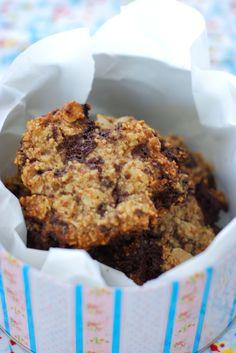 Chocolate chip cookie sem carboidrato 3
