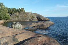 Hangon Rakkauden polku Finland Travel, Story Inspiration, Archipelago, Nature Pictures, Lighthouse, Natural Beauty, Tourism, Coastal, Stone