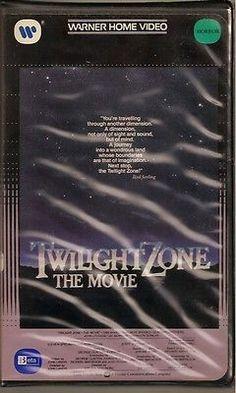 Twilight Zone: The Movie (BETA/Betamax 1983)