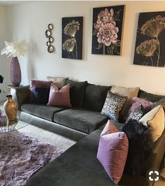 40 ideas wall decored living room art canvases interior design for 2019 Living Room Decor Cozy, New Living Room, My New Room, Home And Living, Bedroom Decor, Modern Living, Living Room Inspiration, Home Decor Inspiration, Decor Ideas