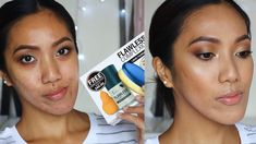 Thin Lizzy Liquid Foundation Flawless Complexion Kit Review  https://youtu.be/NfG8RrFByG8