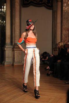 Desfile de Kris Goyri SS13 | Fashion Trendy