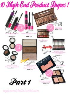 Makeup dupes Click the Pic for more info