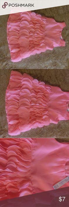 Dress Preach, coral color dress. Cherokee Dresses Formal