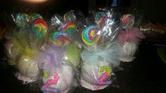 Candy theme candy apples