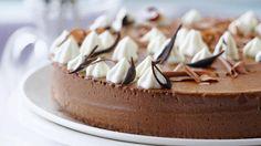 Chocolademoussetaart | VTM Koken